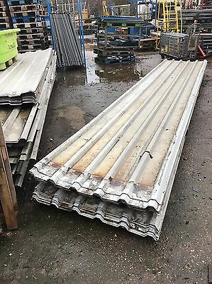 Roofing Sheets, Used Roofing Sheets, 12' x 1m cover
