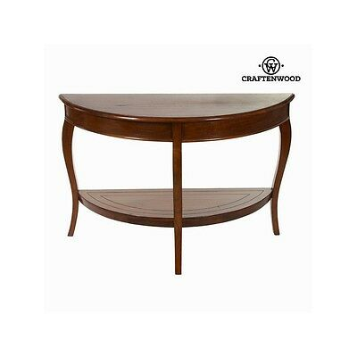 Console demi-cercle - Collection Serious Line by Craften Wood