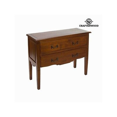 Commode 2 tiroirs - Collection Serious Line by Craften Wood