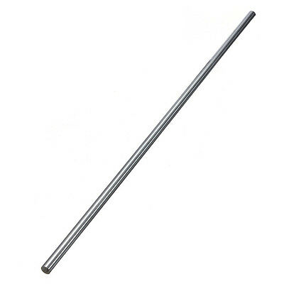 OD 8mm x 400mm Bearing Steel Cylinder Liner Shaft Optical Axis