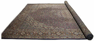 402x290 CM Tappeto Carpet Tapis Teppich Alfombra Rug (Hand Made)
