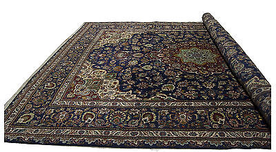 394x303 CM Tappeto Carpet Tapis Teppich Alfombra Rug (Hand Made)