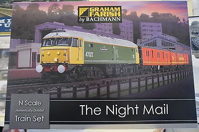 Graham Farish by Bachmann The Night Mail 370-130
