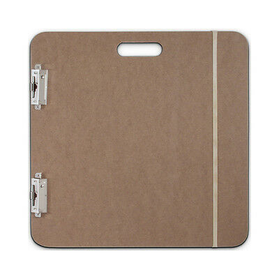 Saunders Uh05606  Sketch / Clipboard 1/8In W/low Profile Clip 19X19