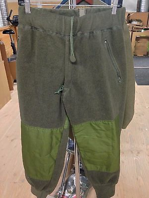 Canadian Army FLEECE Pants (OD) 7330 (XS)