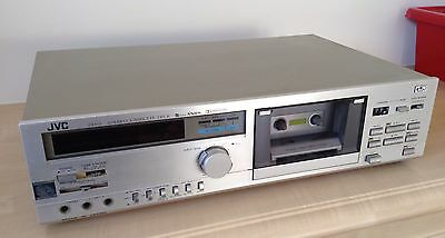 JVC DD5 Stereo Cassette Deck. Very good condition