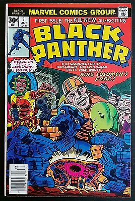 Black Panther #1 (1977 Marvel) *movie Coming* (Jack Kirby) Nm-/nm
