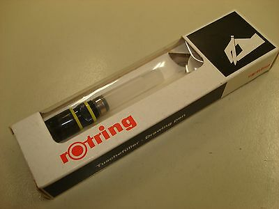 VINTAGE ROTRING VARIANT REPLACEMENT NIB 0.20 mm, FOR TECHNICAL PEN, MINT !