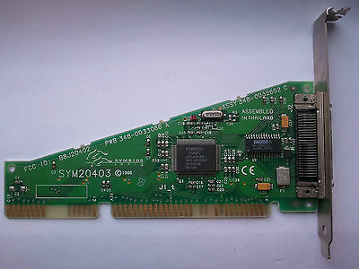 Smart /& Friendly DTC-PHOTONICS 3510A ISA SCSI Controller Card 16 Bit and Cable