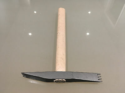 Stone Mason's/Carver's 20mm x 20mm Double Ended Claw/Scutch Hammer