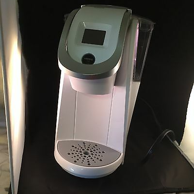 Keurig white 2.0 coffee maker single serve