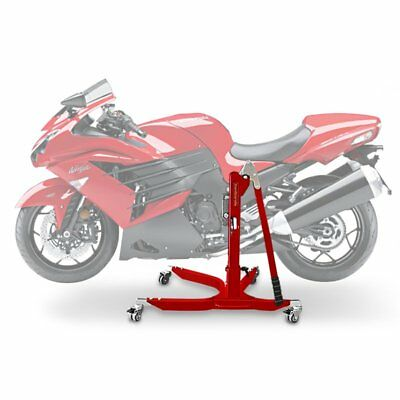 Motorcycle Jack Lift Central RB Kawasaki ZZR 1400 06-17 ConStands Power