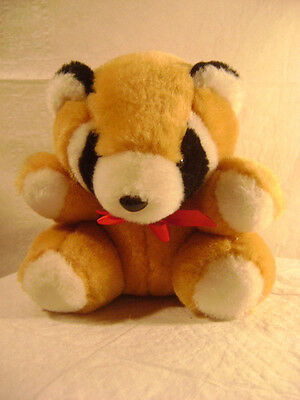 * Nanco*(Plush Raccoon)*