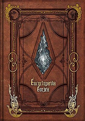Encyclopaedia Eorzea ~The World of FINAL FANTASY XIV~ Written in JAPANESE