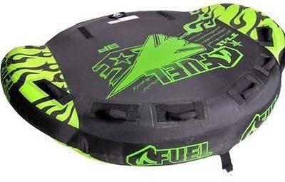 Fuel F1-Eleven 3 Person Ski Tube NEW - Free Express Shipping