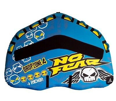 No Fear 4 Person Ski Tube - NEW Free Shipping