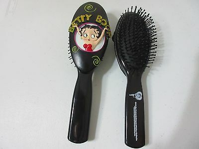 Betty Boop Hair Brush 3D Face Design 2010 New Clean !