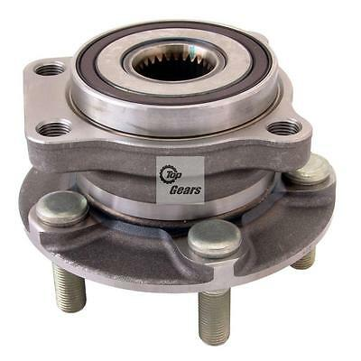 Front Wheel Bearing Hub FITS SUBARU LIBERTY IMPREZA FORESTER OUTBACK 2007-2012