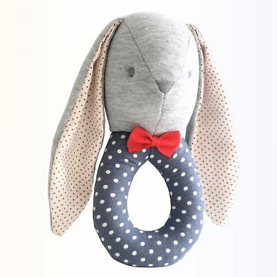 NEW Baby Clothing, Gifts and Accessories Alimrose Louie Hand Rattle