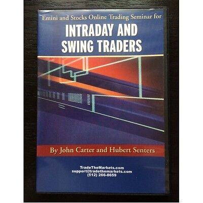 3-Day Emini And Stocks Online Trading Seminar For Intraday And Swing Traders