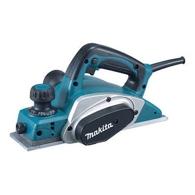 "Makita 6.5 Amp 3-1/4"" Planer Kit KP0800K Reconditioned"