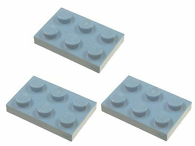 Missing Lego Brick 3021 Red x 8 Plate 2 x 3