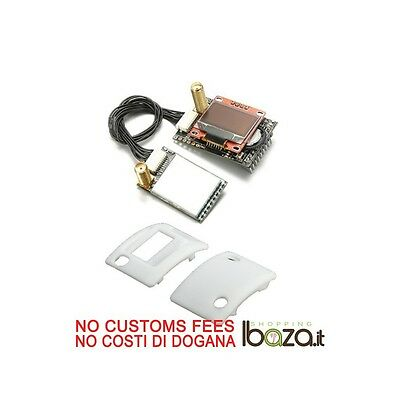 Realacc RX5808 Open Source 5.8G 48CH OLED Split Receiver with Cover Case SMA