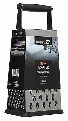 Master Class Professional 24.5cm Four Sided Box Grater
