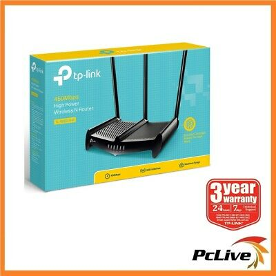 TP-Link TL-WR941HP 450Mbp High Power Wireless Router Range Extender Access Point
