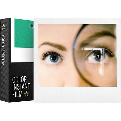 Polaroid Image Spectra Type Instant Color Film - For Spectra / Image Cameras