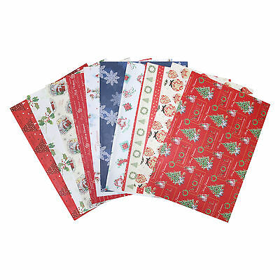 Assorted New Traditional Christmas Gift Wrapping Paper
