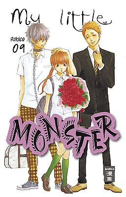 My little Monster 9 - deutsch - EMA / Egmont - NEU -