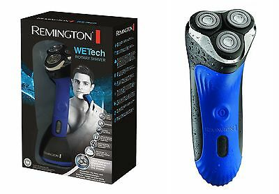 Remington AQ7 Wet Tech Mens Electric Shaver Rotary Cordless *3 Year Warranty*