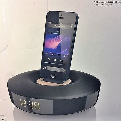 Philips Charging Dock Speaker Charger Compatible iPod,iPhone 5,6/6 Plus - DS1155