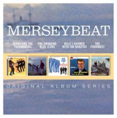 Gerry and The Pacemakers-Merseybeat: Original Album Series  CD / Box Set NEW