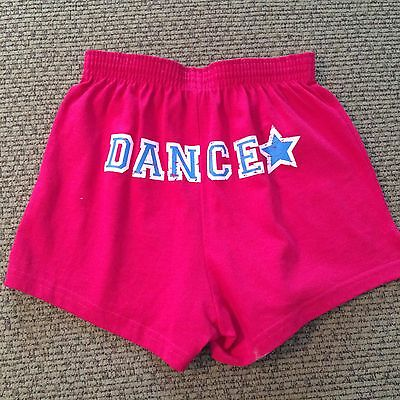 SOFFE DANCE Jazz HIp Hop Booty Shorts Adult Small S