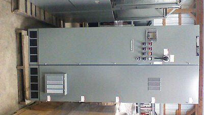 50 Hp 480V Square D  Mflex 8839  Enclosed Vfd / With Bypass And Line Reactor