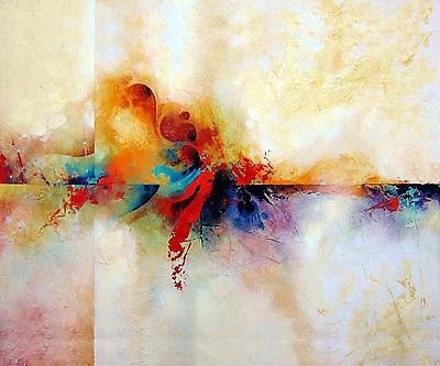 """Stunning Abstract Canvas Painting Print Wall Art Modern Picture 20""""x24"""""""