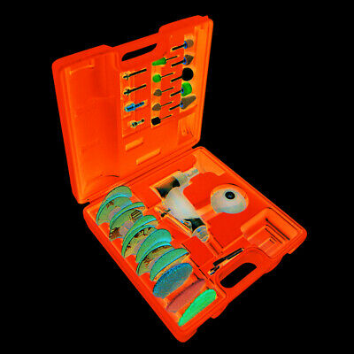 RT AIr - 1/4'' Die Grinder/Sanding Kit with Stones & Discs - Super Sale