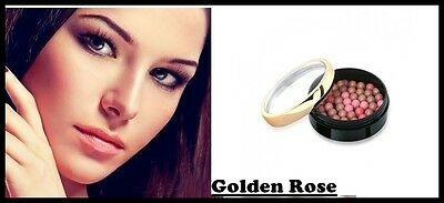 Golden Rose Magical Ball Blusher Soft & Silky Effect Rouge Pearl Different Shade