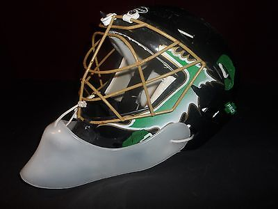 Hockey Goalie Mask Louisville TPS Cat Eyes & Throat Protection