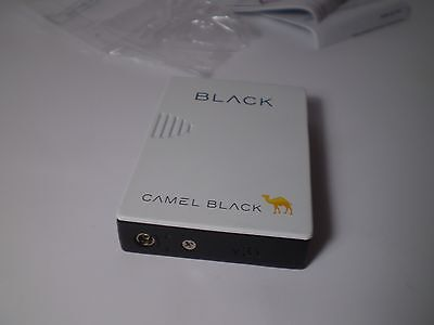 Rare  Nice Design Camel Cigarettes Black & White Lighter . New with instruction.