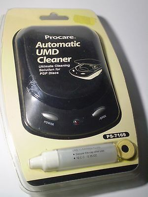 Procare Ps-7169  Automatic Umd Cleaner For  Psp Discs .sealed,nos.
