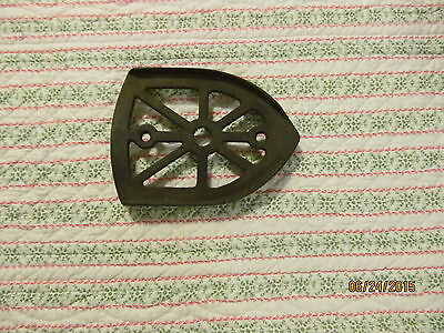 Vintage Iron Trivet for Old Irons