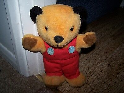 Sooty Full body hand puppet