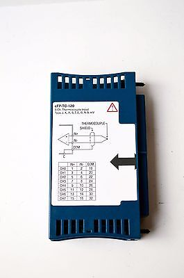 National Instruments NI cFP-TC-120 8-Channel Thermocouple Input Module for cFP