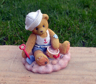 "Cherished Teddies Gregg ""everything Pails In Comparison To Friends"" 1996"