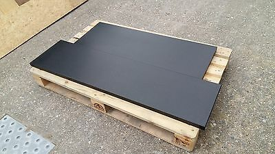 HONED GRANITE HEARTHS - fireplace hearth stone, T shaped (also slate)