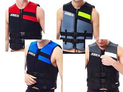 Jobe Neo Vest Mens Buoyancy Aid Jetski Wakeboard Waterski Kayak Sup