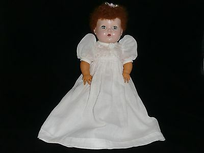 """American Character Tiny Tears Doll  - 11 1/2"""", 1956-1958"""